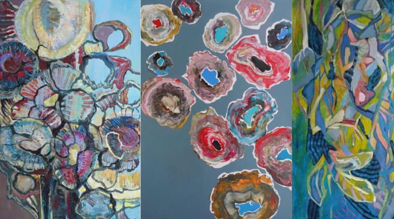 CARRARA GARDENS – wystawa obrazów Martyny Kliszewskiej