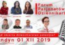 Pierwsze Forum Pasjonatów Dziennikarstwa