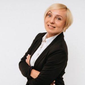 Justyna Hajzik (Członek Rady Polskiego Stowarzyszenia Psychologów).