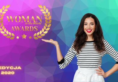 Zgłoś się do II edycji Woman in the World Awards