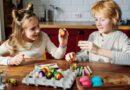 Wielkanocne koszyczki społecznościowe