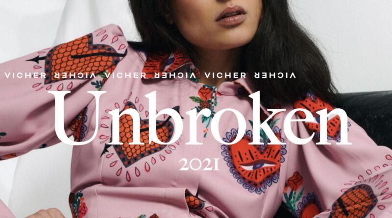 """Kolekcja casual duetu VICHER """"UNBROKEN"""" 21, czyli manifest współczesnej kobiecości"""